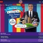 Alton Towers launch David Walliams Ride